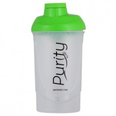QNT Purity Shaker - 600 мл - Зеленый