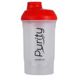 QNT Purity Shaker - 600 мл - Красный