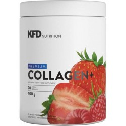 KFD Collagen Plus - 400 гр - Клубника-малина