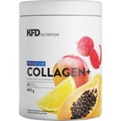 KFD Collagen Plus - 400 гр - Тропическая смесь