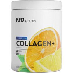KFD Collagen Plus - 400 гр - Апельсин-лимон
