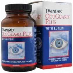 Twinlab OcuGuard Plus - 60 капсул