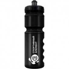 Бутылка спортивная S17-750 Гематит