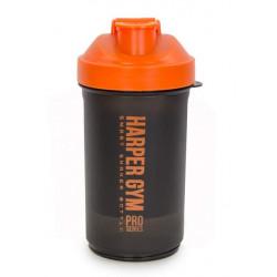 Шейкер Harper Gym S09B smart черный/оранжевый