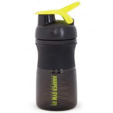 Шейкер Harper Gym Shaker Bottle S19 с венчиком 500мл черный