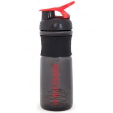 Шейкер Harper Gym Shaker Bottle S19 с венчиком 700мл черный