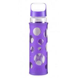 Бутылка для воды Gipfel Levada 700 мл, фиолетовая