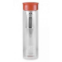 Бутылка для воды Gipfel Martino 350 мл, красная
