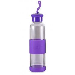 Бутылка для воды Gipfel Lauretta 500 мл, фиолетовая