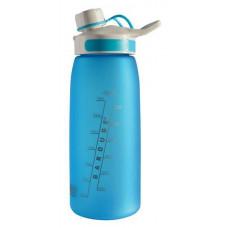 Бутылка для воды Barouge Active Live BР-913 голубая 900 мл