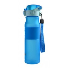 Бутылка для воды Barouge Active Live BР-914 голубая 600 мл