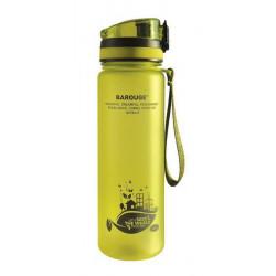 Бутылка для воды Barouge Active Live BР-915 зеленая 600 мл