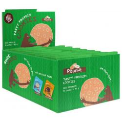 Печенье PureProtein Fuze Cookies 640 г 16 шт. арахис