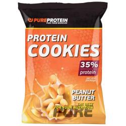 Печенье PureProtein 960 г 12 шт. арахисовое масло