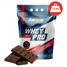 Протеин GeneticLab Nutrition Whey Pro 100% 2100 г Chocolate