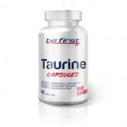 Be First Taurine Capsules 90 капсул сладкий