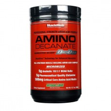 Musclemeds Amino Decanate 360 г лайм