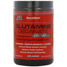 Musclemeds Glutamine Decanate 300 г без вкуса