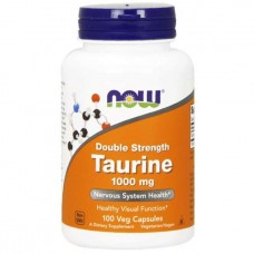 NOW Sports Taurine 1000 мг 100 таблеток без вкуса