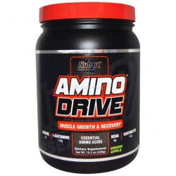 Nutrex Amino Drive 408 г яблоко