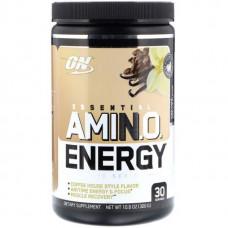 Optimum Nutrition Amino Energy 270 г cafe vanilla