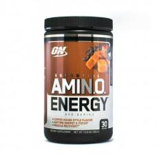 Optimum Nutrition Amino Energy 270 г caramel macchiato