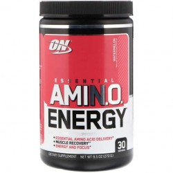 Optimum Nutrition Amino Energy 270 г арбуз