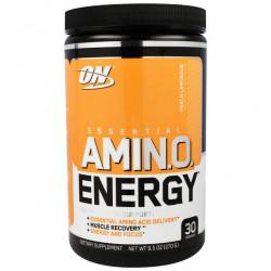 Optimum Nutrition Amino Energy 270 г персиковый лимонад