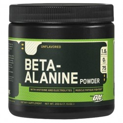 Optimum Nutrition Beta-Alanine Powder 203 г фруктовый пунш