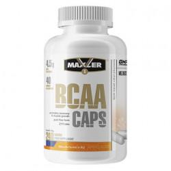 Maxler BCAA Capsules 240 капсул без вкуса