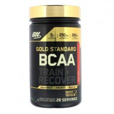 Optimum Nutrition Gold Standard BCAA 280 г фруктовый пунш