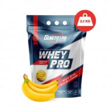Протеин GeneticLab Nutrition Whey Pro 2 2100 г Banana