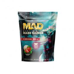 Гейнер MAD Whey&Beef Mass Gainer 1000 г Strawberry Parfait