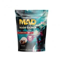 Гейнер MAD Whey&Beef Mass Gainer 1000 г Chocolate