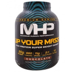 Гейнер MHP Up Your Mass 2140 г Cookies and Cream