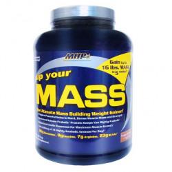 Гейнер MHP Up Your Mass 2150 г Fudge Brownie