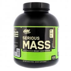 Гейнер Optimum Nutrition Serious Mass 2700 г Chocolate