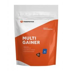 Гейнер PureProtein Multi Gainer 3000 г двойной шоколад