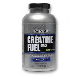 Twinlab Creatine Fuel Stack 180 капсул без вкуса