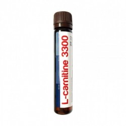 Be First L-Carnitine 3300, 1 ампула 25 мл, Wild Berries