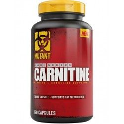 Mutant L-Carnitine Core Series, 120 капсул