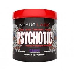 Предтренировочный комплекс Insane Labz Psychotic 221 г виноград