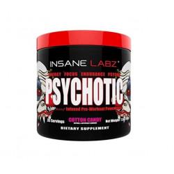 Предтренировочный комплекс Insane Labz Psychotic 221 г сахарная вата