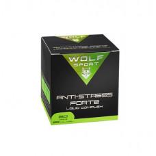 Предтренировочный комплекс WolfSport Anti-Stress Forte Liquid Complex 25 мл