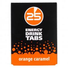 Энергетический напиток 25-й час Energy Drink Tabs апельсиновая карамель