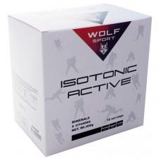 Изотонический напиток WolfSport Isotonic Active Box апельсин 10 пакетиков