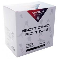 Изотонический напиток WolfSport Isotonic Active Box вишня 10 пакетиков