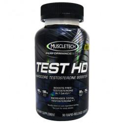Спортивная добавка MuscleTech Test Hd Hardcore Testosterone Booster 90 каплетов