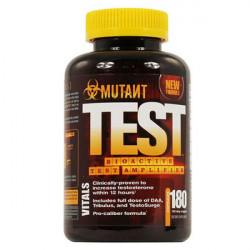 Спортивная добавка Mutant Test 180 капсул
