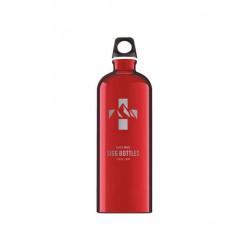 Бутылка для воды Sigg Mountain 8744.60 красная 0.6 л